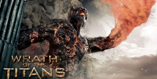 Wrath of the Titans, directed by Jonathan Liebesman, was released on March 30 and stars Sam Worthington as Perseus.