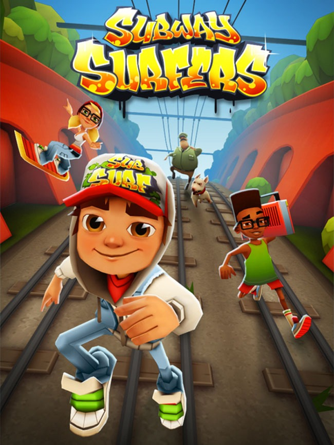 O subway surfers
